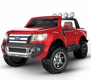 Ford Ranger 12V Kid Toy Ride on Car Now LEATHER SEATS Electric Perth Perth City Area Preview
