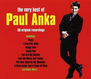 Paul Anka - Very Best of [New CD] UK - Import