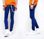 Men's Royal Blue Jeans