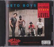 Geto Boys CD