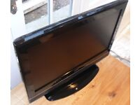 Goodmans 26 Inch LCD HD TV + FREEVIEW + REMOTE. NO OFFERS