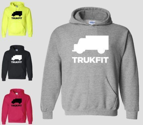 Trukfit Hoodies For Boys