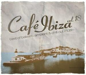 Cafe Ibiza Vol.18 von Various Artists 2xCD (2014) Neu/OVP Varga CANTOMA York