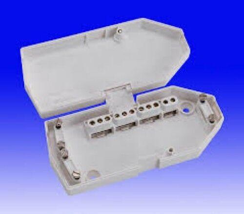 J501 - Hager Ashley Junction Box 16 Amp 17th Edition