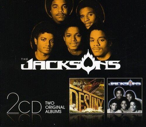 The Jackson 5 - Destiny/triumph [new Cd]