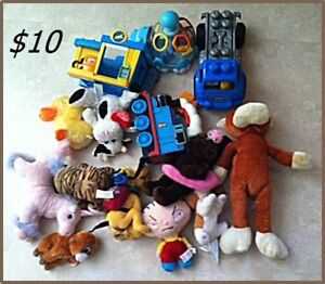 Toys Lot for $10