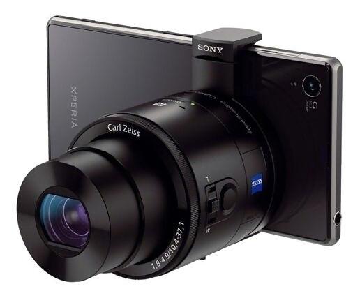 Attachable Lens-Style Camera DSC-X100