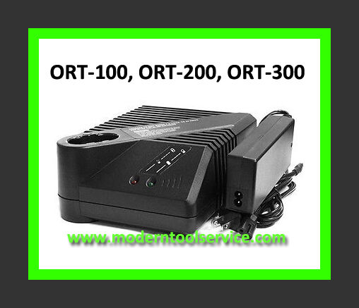 Orgapack *NEW* battery charger for strapping ORT100 ORT200 2179.261