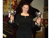 PIANO & MUSIC THEORY TUTOR - ACCOMPANIST