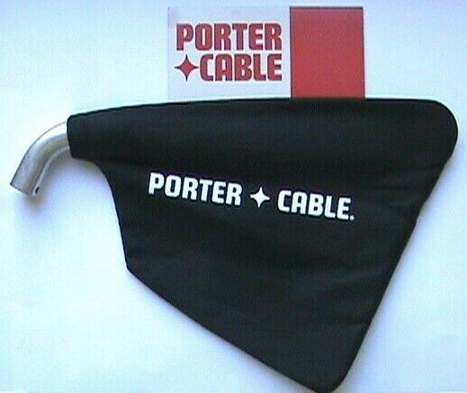 Porter-Cable Rockwell  dust bag assembly