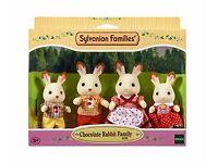 sylvania sylvanian families rabbit family