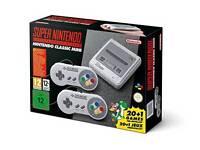 Super Nintendo classic mini with 180 games! - brand new in box
