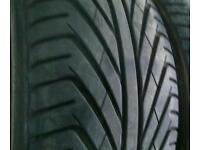 185/55/15 GOOD YEAR EXCELLENT QUALITY PARTWORN TYRE 5MM TREAD, FREE FITTING & BALANCING