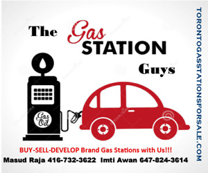 Shell Gas Station with Con-Store & CarWash & TimHorton with Land