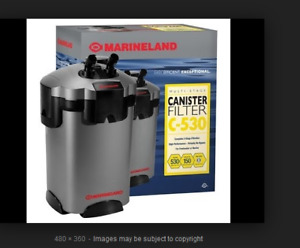 BRAND NEW Marineland PC-ML530 Multi-Stage Canister Filter
