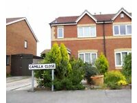3 bed semi detached house Victoria Dock, Hull