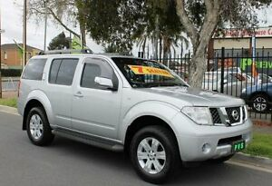 2005 Nissan Pathfinder R51 ST-L (4x4) Silver 5 Speed Automatic Wagon Hillcrest Port Adelaide Area Preview