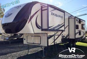 2018 KZ-RV Durango 1500 D284RLT