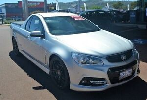 2013 Holden Ute VF MY14 SS V Ute Silver 6 Speed Manual Utility Gosnells Gosnells Area Preview
