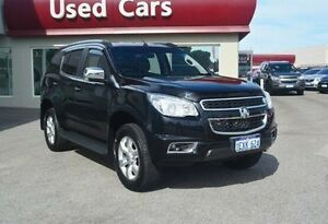 2015 Holden Colorado 7 RG MY16 LTZ Black 6 Speed Sports Automatic Wagon Bayswater Bayswater Area Preview