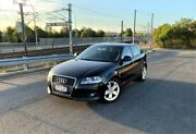 2009 Audi A3 8P MY10 TFSI Sportback S tronic Ambition Blue 7 Speed Sports Automatic Dual Clutch Darra Brisbane South West Preview