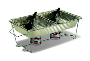 Heavy Duty Wire Rack Chafing Dishes X7