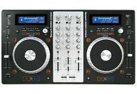 NEUF* NUMARK-Mixdeck Express console DJ