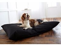 Water Resistant Pet Bed Cover Only Black 99cm x 147cm......New