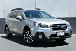 2019 Subaru Outback B6A MY19 2.0D CVT AWD Silver 7 Speed Constant Variable Wagon Maddington Gosnells Area Preview