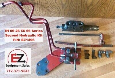 Ih Second Hydraulic Kit 706 856 1066 966