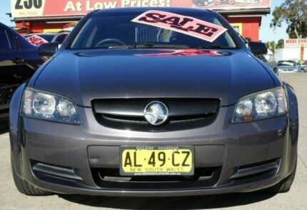 2006 Holden Commodore OMEGA Charcoal Automatic Sedan