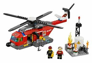 lego city 60010 fire helicopter sold out retried firm