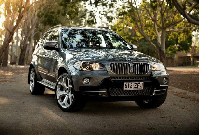 2007 BMW X5 E70 sd Wagon 4dr Steptronic 6sp 4x4 3.0DTT Grey Sports Automatic Wagon   Cars, Vans ...