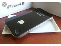IPHONE 4S 64GB 64GB great condition UNLOCKED TO ALL NETWORKS £90 ONO