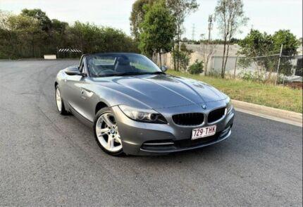 2010 BMW Z4 E89 MY0310 sDrive30i Steptronic Grey 6 Speed Sports Automatic Roadster Darra Brisbane South West Preview