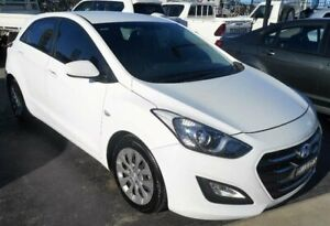 2016 Hyundai i30 GD4 Series 2 Active Silver 6 Speed Manual Hatchback Singleton Heights Singleton Area Preview