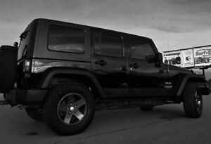 STORM PROOF - 2010 Jeep Wrangler Unlimited Sport 4X4
