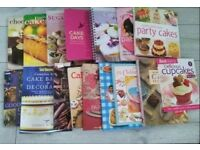 Cook cookery books job lot