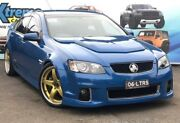 2011 Holden Commodore VE II MY12 SS Blue 6 Speed Sports Automatic Sedan Campbelltown Campbelltown Area Preview
