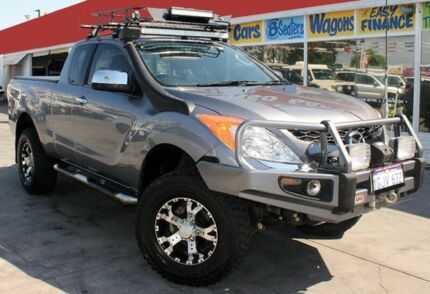 2012 Mazda BT-50 XTR (4x4) 6 Speed Manual Freestyle Utility Cannington Canning Area Preview