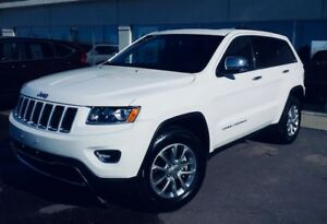 GREAT IN WINTER - 4x4 2014 Jeep Grand Cherokee Limited SUV