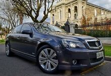 2009 Holden Caprice WM MY09.5 Grey 6 Speed Sports Automatic Sedan Medindie Walkerville Area Preview