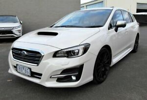 2018 Subaru Levorg V1 MY18 2.0 GT-S CVT AWD White 8 Speed Constant Variable Wagon Lilydale Yarra Ranges Preview