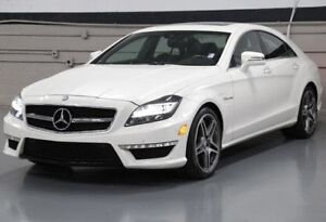 2013 Mercedes-Benz CLS-Class 63 AMG -- 520 H.P MONSTER