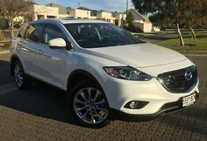 2014 Mazda CX-9 TB10A5 Luxury Activematic White 6 Speed Sports Automatic Wagon Ingle Farm Salisbury Area Preview