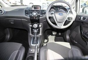 2015 Ford Fiesta White Sports Automatic Dual Clutch Hatchback Maddington Gosnells Area Preview