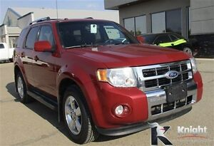 2010 Ford Escape Limited Heated Leather Sunroof Remote Start