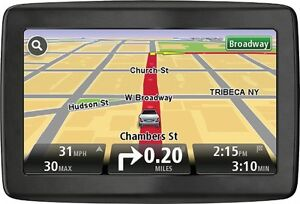 """TomTom via 4.3"""" Backlit Touch-screen GPS with Charger"""