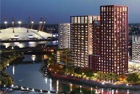 Stunning New 2 Bedroom Flat at London City Island