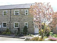 REDUCED 3 Bed stylish home in Middleton in Teesdale, with parking and garden